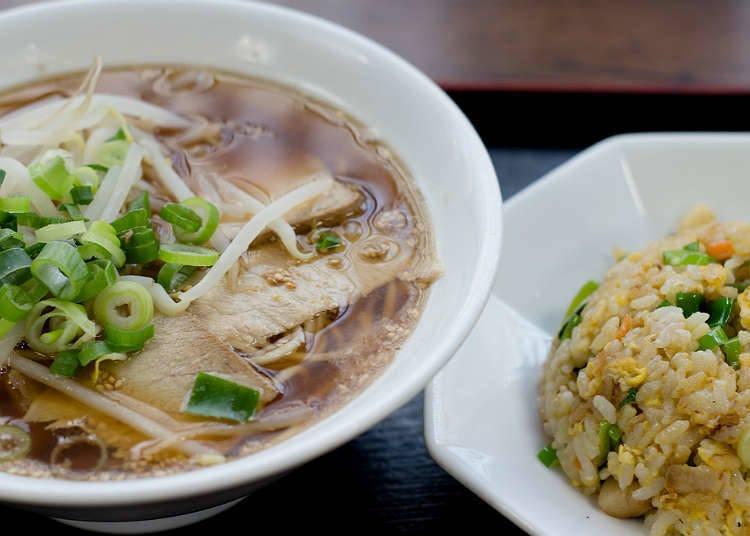 Tempat Makan Nasi Goreng Chahan dan Masakan Nasi Lainnya di Jepang