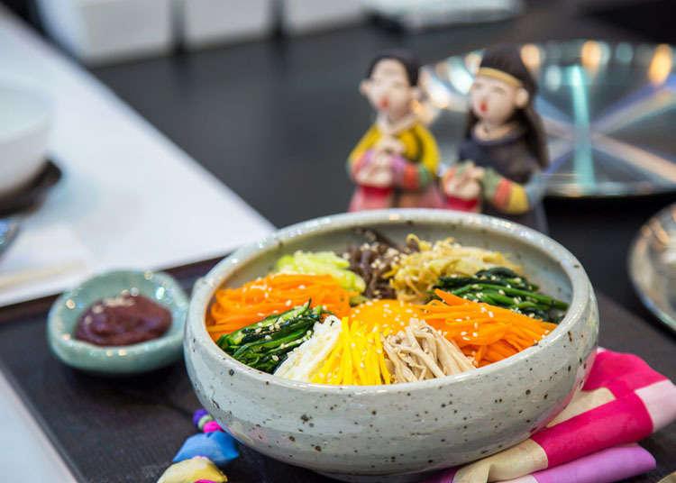 可在日本享用韓式拌飯的場所