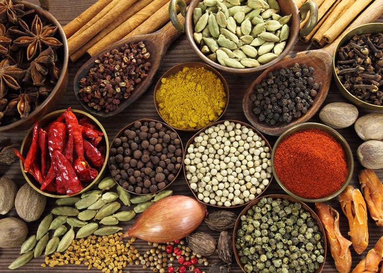日本印度料理的历史