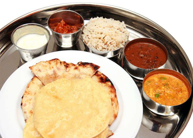 如果要在日本吃印度料理的话