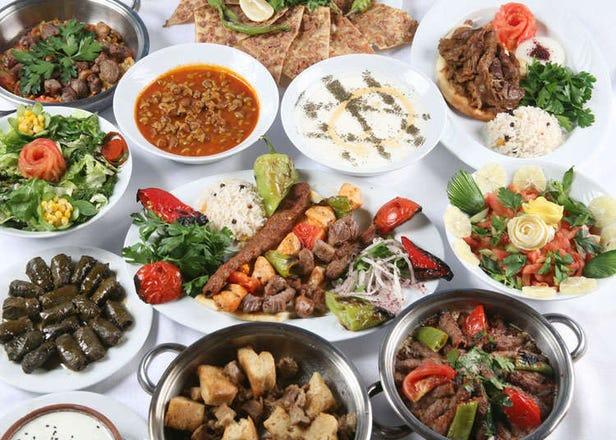 อาหารตุรกี