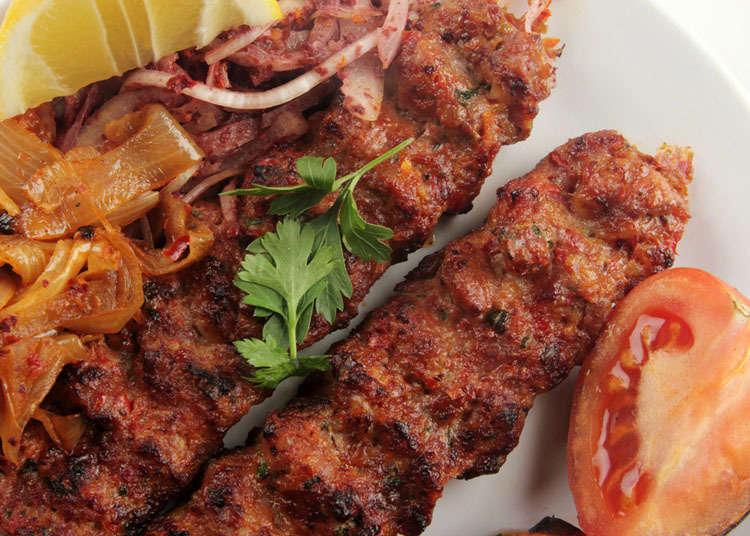 Sejarah masakan Turki di Jepun