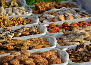 อาหารโมร็อกโก และอาหารแอฟริกา