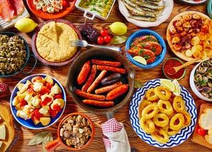 อาหารสเปน