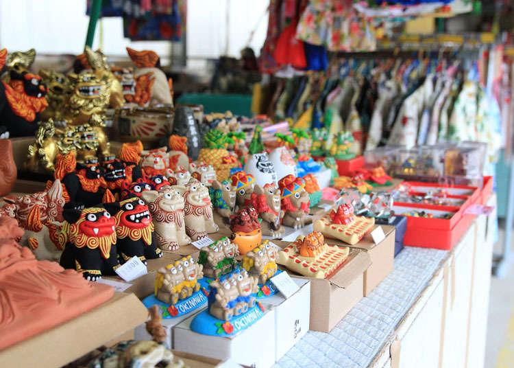 일본의 기념품점과 안테나숍의 차이