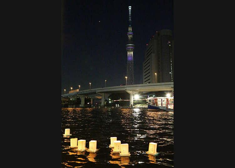 Toro Nagashi: The Asakusa Summer Night Festival (August 11, 2019)