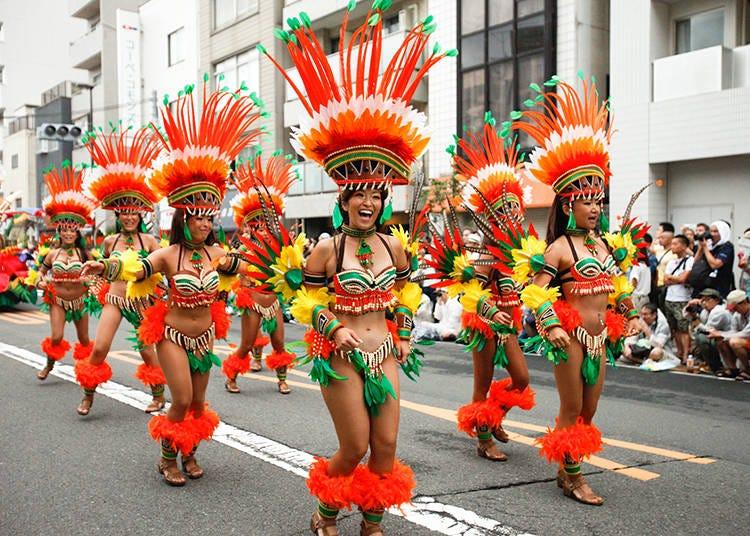 Asakusa Samba Carnival (August 31, 2019)