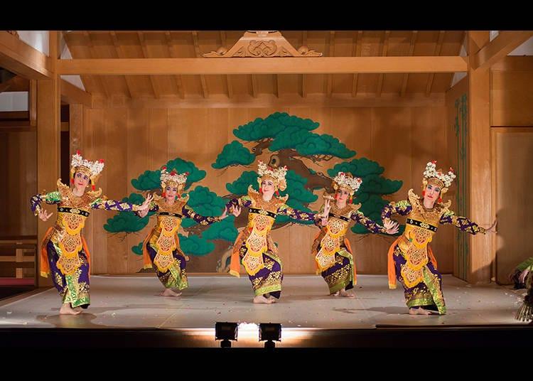 The Asagaya Bali Dance Festival