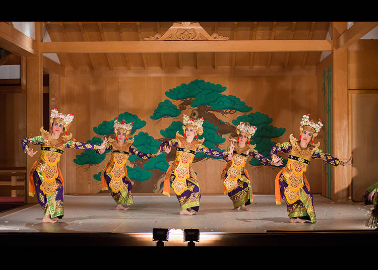 The Asagaya Bali Dance Festival (August 3-4, 2019)