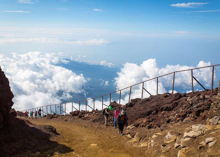 Pengetahuan Asas Mengenai Gunung Fuji