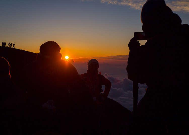 1. Watch the Sunrise