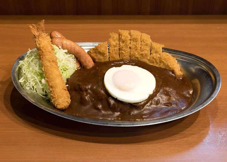 도쿄 아키하바라의 인기 카레 맛집! 이 맛집들의 공통점은 특이한 이름!