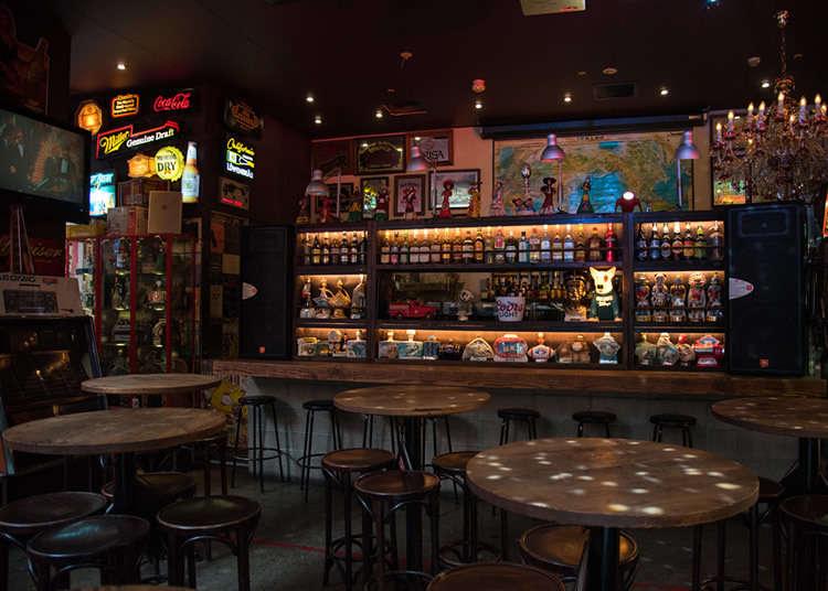 2. Enjoy a Late Night Café and Bar