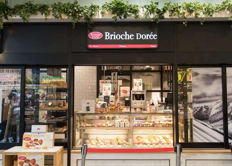 3. A Bakery Café from France