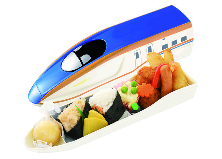 Ekiben Excellence: Japan's Most Fascinating Train Station Bentos!