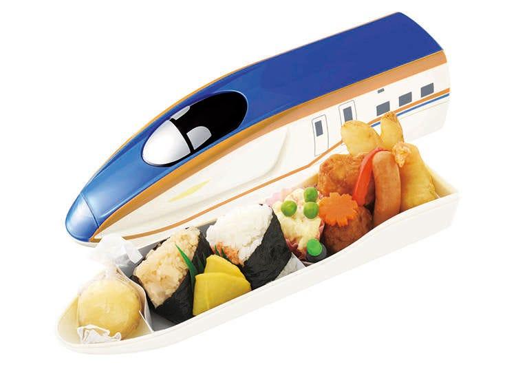 充滿魅力的日本鐵路便當「駅弁」!