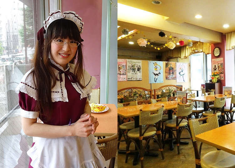 Inside Japan's Maid Cafés: Our Unique Experience at Classic Maid Café Mai:lish! (Video)