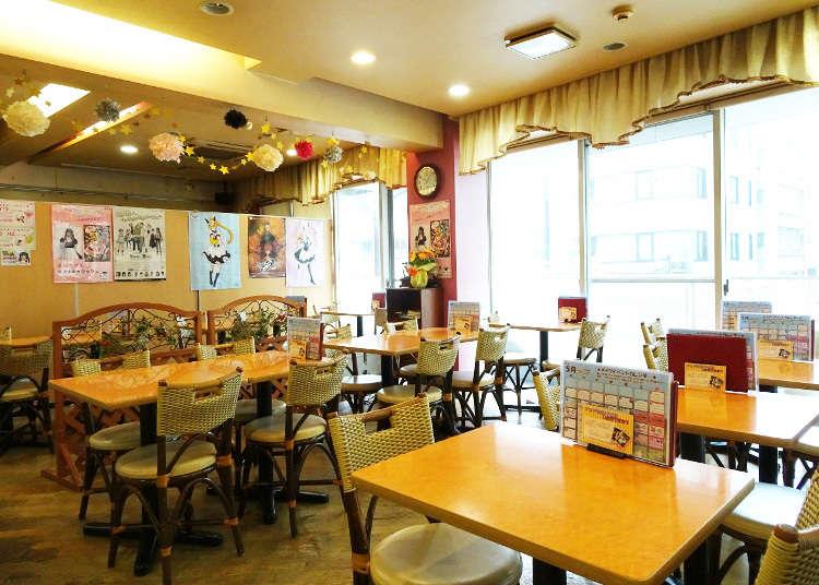 Maid Cafés Everywhere!