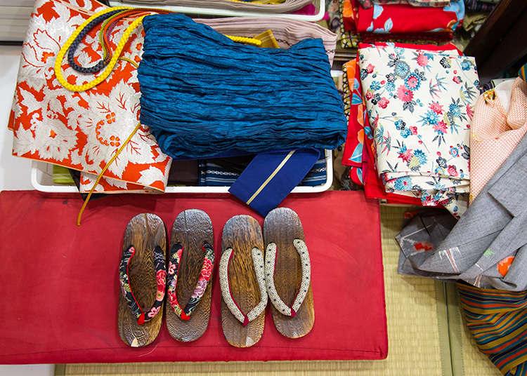 Kimono 101: The Basics