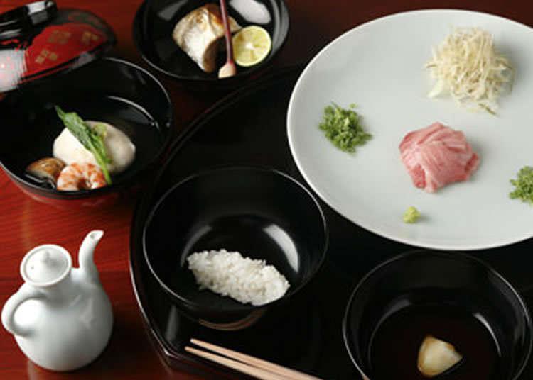 2. Oono: Premium Kaiseki - New Day, New Course