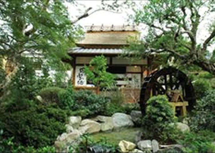 6. UKAI: Travel Back to Edo - The Authentic Deliciousness of Japanese Tofu