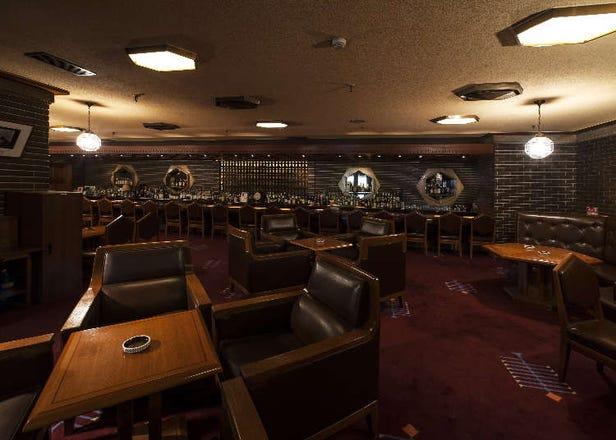 日比谷的傳統格調酒吧「老式帝國酒吧」
