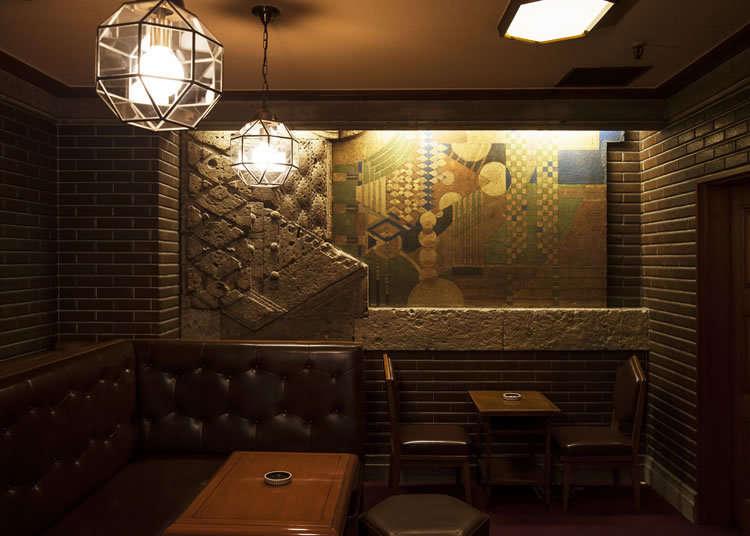 关于酒吧的历史和建筑
