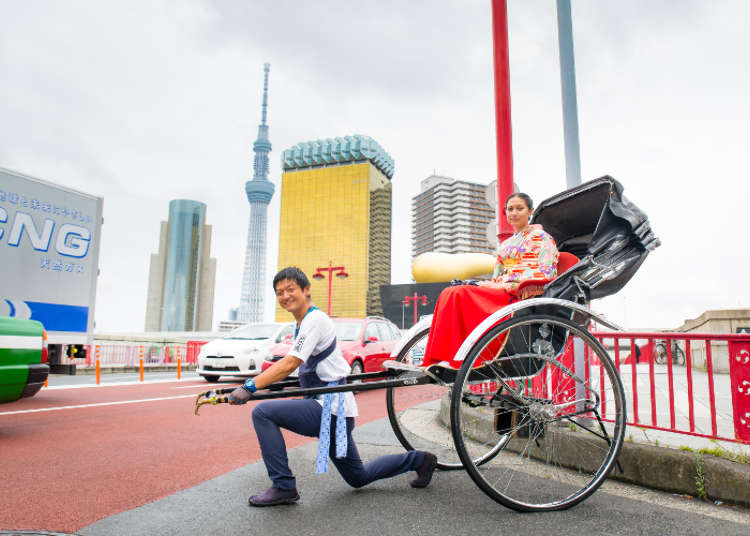 Taking the Tokyo Asakusa Rickshaw Tour: Guide and First-Hand Experience! (Video)
