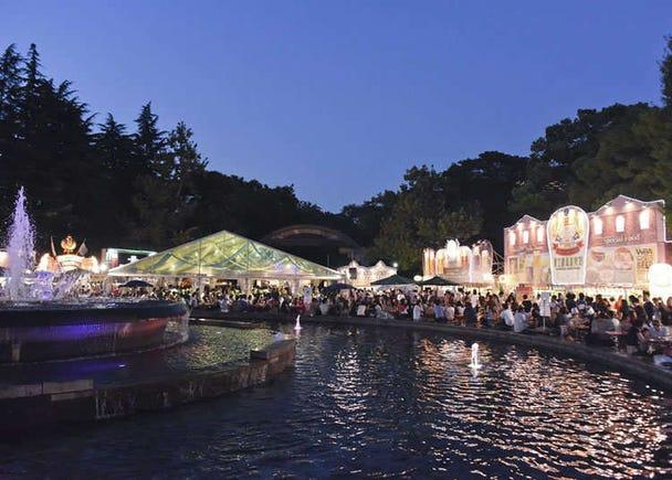文化與飲食的饗宴!東京9月份的活動