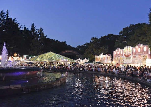 文化与美食的盛宴!东京9月份的活动