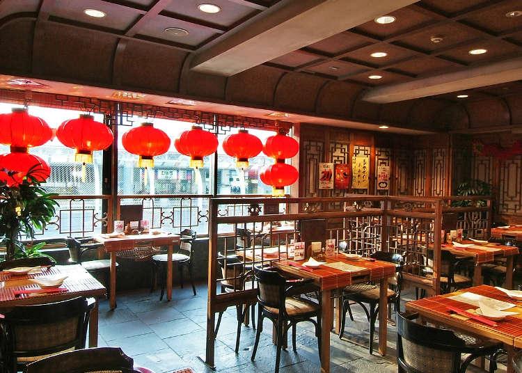 Dining in Tokyo Shinjuku: 8 Mouthwatering Chinese & Korean Restaurants!