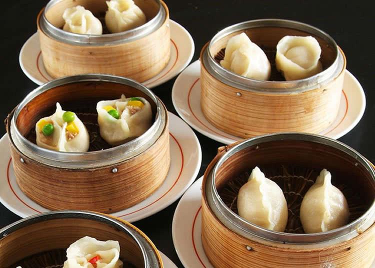 8. Rouben Gyozakan: Tokyo's Best Dumplings