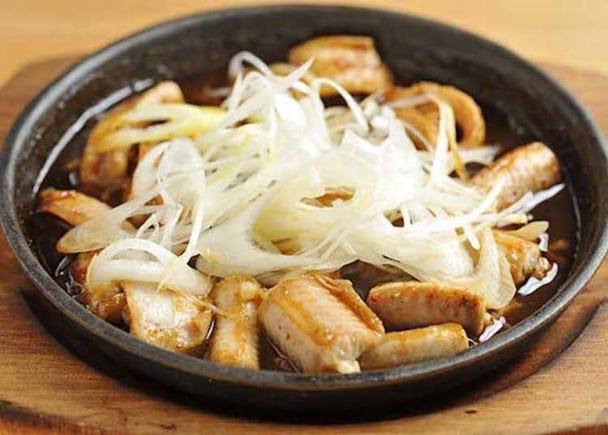 독특한 생선을 맛볼 수 있는 도쿄 음식점