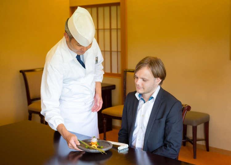 日本料理的精髓在何处? ——采访八芳园・壶中庵 菅野厨师长——