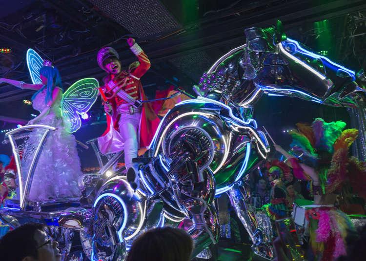Inside Japan's Insane Robot Restaurant (+How to Score Cheap Tickets!)