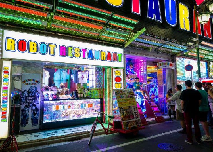机器人餐厅的诞生!