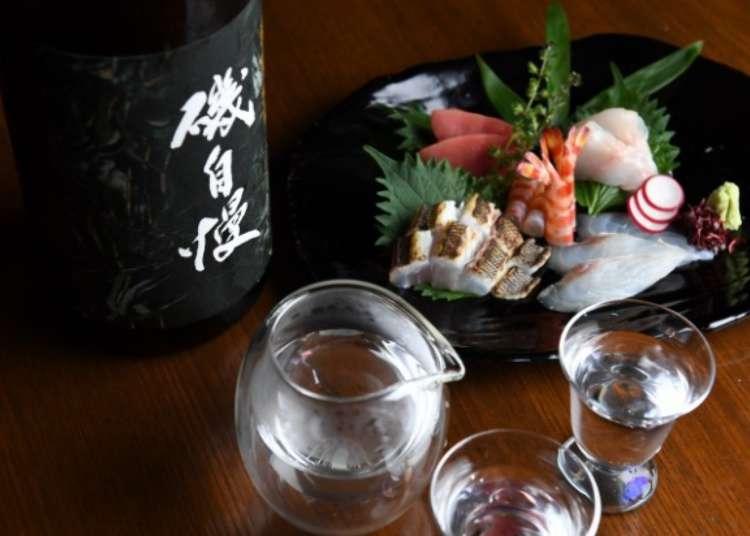 初尝者也安心!精选4家时尚高雅的日本酒酒吧
