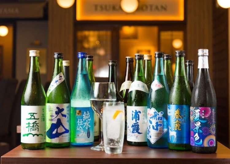 日本酒カクテル専門店