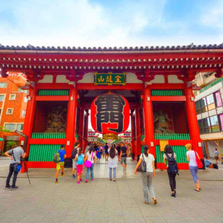 Tokyo Asakusa Guide: 7 Secrets Behind Sensoji, Tokyo's Oldest Temple! (Video)
