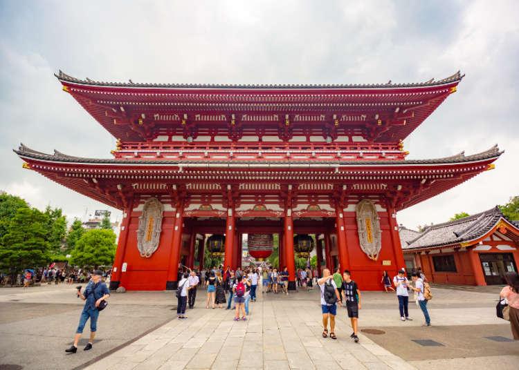 See Sensoji Temple for Yourself