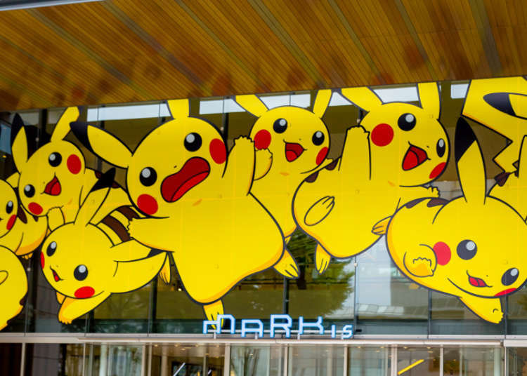 Pikachu Everywhere!