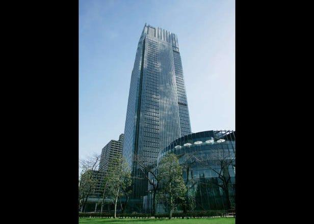 5 Tempat Rekomendasi di Tokyo Midtown