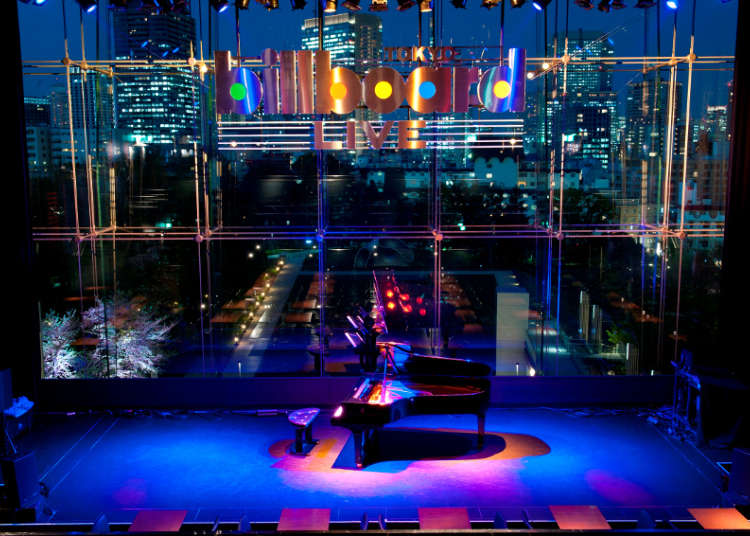 Amazing Cuisine, Music, And a Wonderful View: Enjoy the Perfect Tokyo Evening in Akasasa