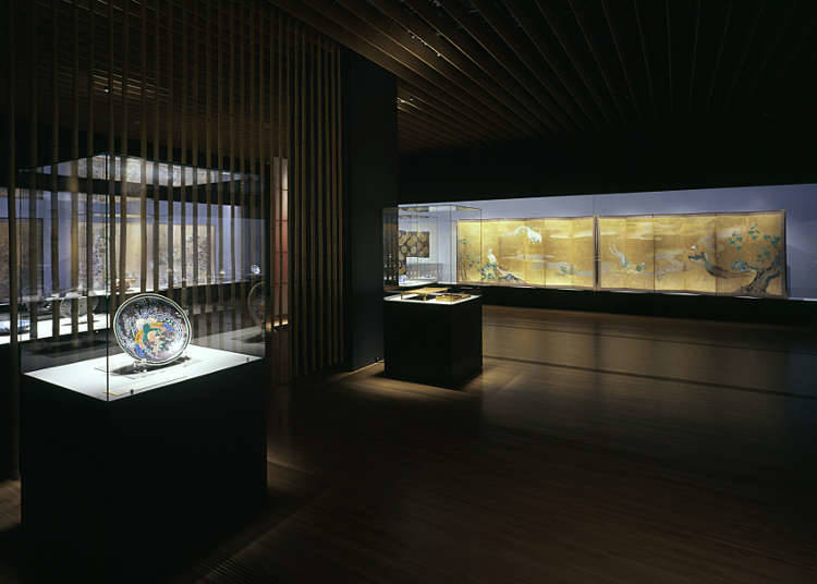 Muzium bertemakan Seni Purba Jepun