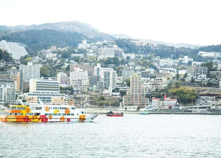 Atami, Spa Resort with Ocean Views