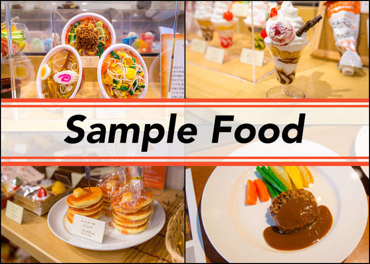 Only In Japan?! We Make Our Own 'Fake Food' Samples - An Experience You Won't Find Anywhere Else!