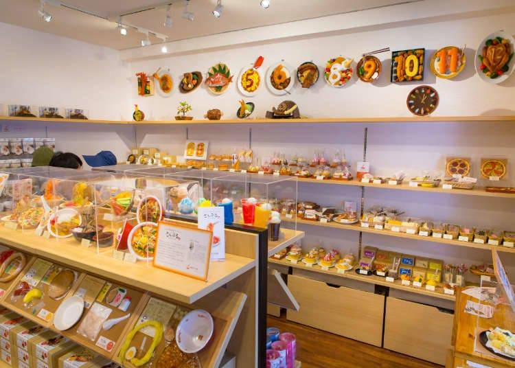 Sejarah Panjang Sampel Makanan