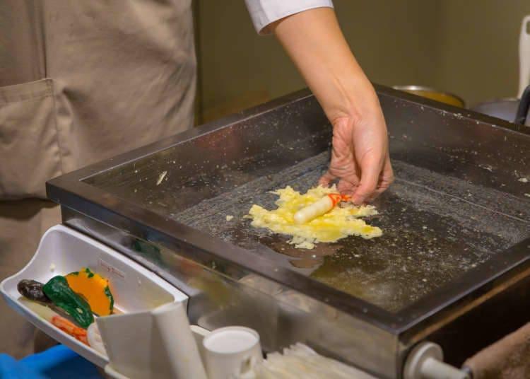 Pengalaman Membuat Sampel Makanan