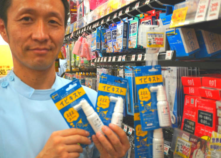 Sangat popular dalam kalangan pelancong luar negara! Pengurus Matsukiyo mengajar pembeli untuk teruskan membeli 7 keperluan harian.