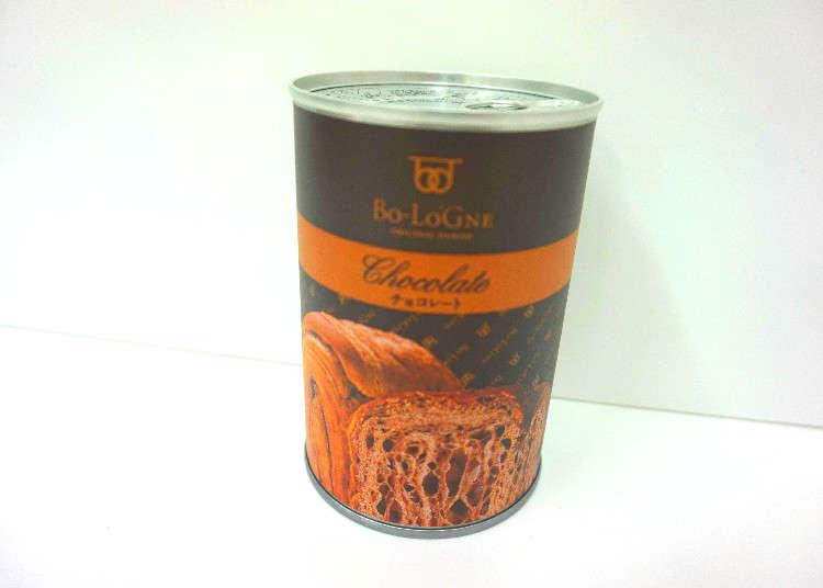 3年保存できるパンの缶詰